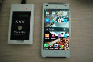 Những mẫu điện thoại sky hot nhất trong năm