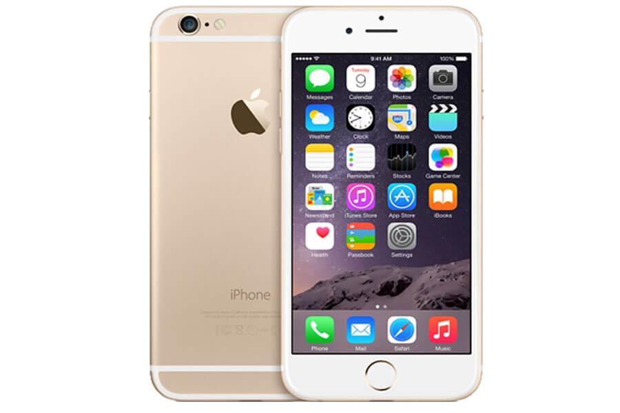 Ra mắt điện thoại iPhone 6 phiên bản 16GB