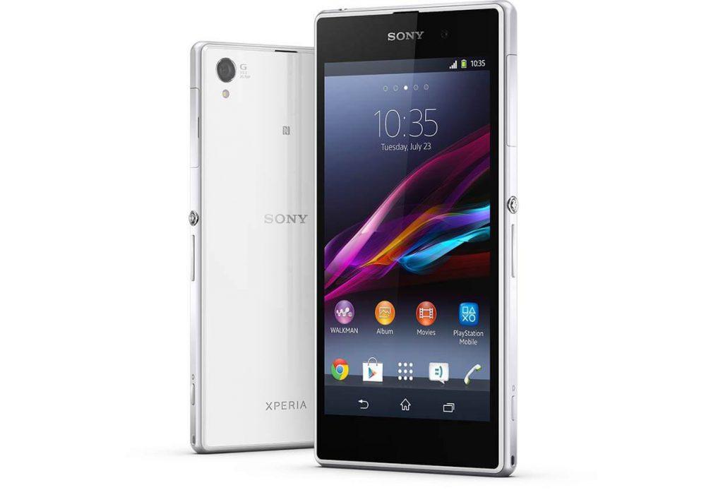 Giới thiệu smartphone Sony Xperia Z1
