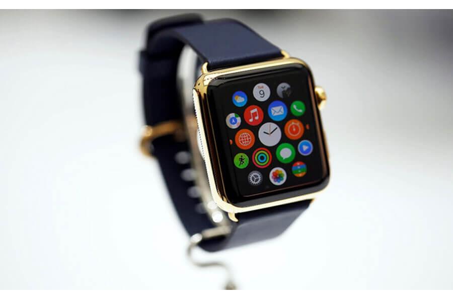 Đồng hồ thông minh hút khách hàng