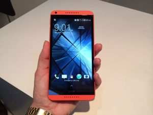 Đặc điểm thiết kế của HTC Desire 816