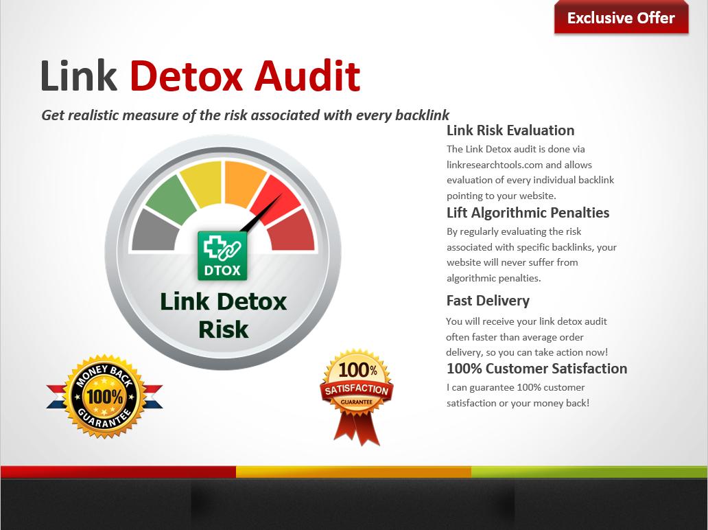Công cụ Detox Audit