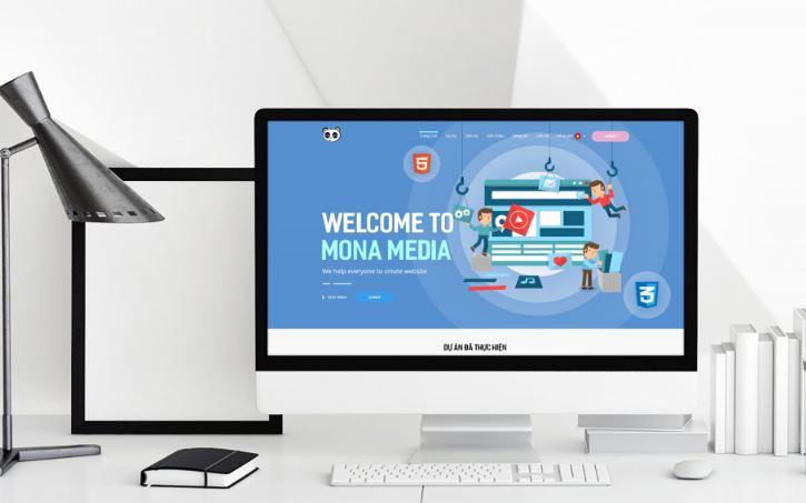 Dịch vụ seo Mona Media