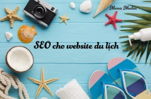 Seo website du lịch
