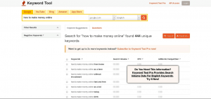 Các bước seo website lên top google